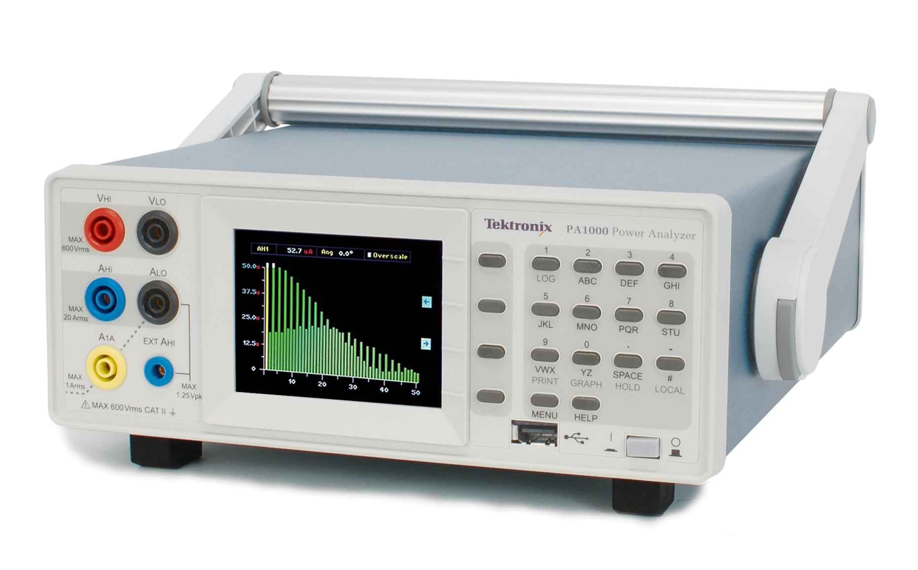 PA1000 Single-Phase Power Analyzer